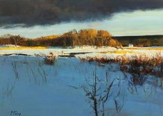 Peter Fiore Landscape Painting