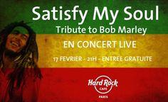 Concert exceptionnel au Hard Rock Cafe Paris pour le lancement du Signature Serie BOB MARLEY