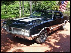 DREAM CAR - 1970 Oldsmobile 442 Convertible 455 CI, 4-Speed