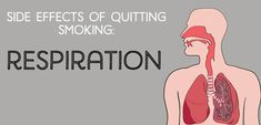Side Effects of Quitting Smoking - What Happens to Your Body? - YouMeMindBody - Health & Wellness Quit Smoking Effects, Quit Smoking Tips, Giving Up Smoking, What Happened To You, What Happens When You, Acupressure, Acupuncture, Effects Of Nicotine, Quit Smoking Timeline