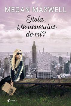 """""""Hola, ¿te acuerdas de mí?"""", el regreso de Megan Maxwell - http://www.actualidadliteratura.com/hola-te-acuerdas-de-mi-el-regreso-de-megan-maxwell/"""