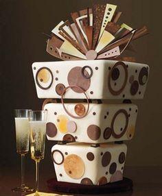 interesting wedding cakes - Google Search