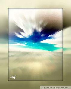 eruption by Stefani Wehner on ARTwanted