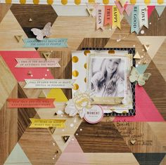 Gossamer Blue September Layouts (via Bloglovin.com )