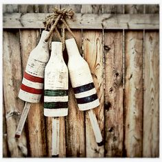 Love old buoys!