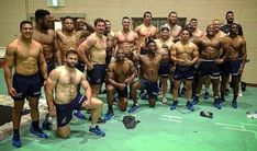 Rugby World Cup Picture of buff Springboks a major warning to All Blacks - NZ Herald Springbok Rugby Players, Hot Rugby Players, Rugby Sport, Rugby Men, South Africa Rugby Team, Rugby Training, Soccer Skills, All Blacks, Hot Guys