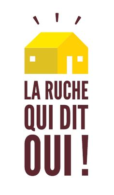La ruche qui dit oui is a service that lets users buy grocery products to local producers and farmers. The idea is to order online and then collect your food somewhere close to where you live.