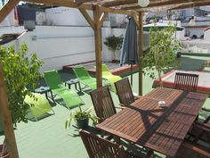 The Garden Backpacker in Seville, Spain - Find Cheap Hostels and Rooms at Hostelworld.com