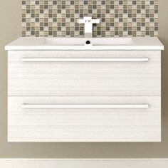 """Found it at Wayfair - Silhouette 30"""" Wall Hung Vanity Set"""