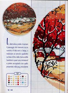 Gallery.ru / Фото #14 - Cose per Creare №64 - Ricama IL Tuo Natale - NINULYKA