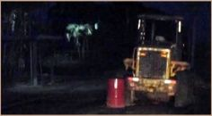 Presenciarddigital.net - Advierten peligro asecha en carretera Los Pares de Gurabo, Santiago