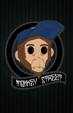 ILUSTRACIÓN Monkey Street MKS. on Behance