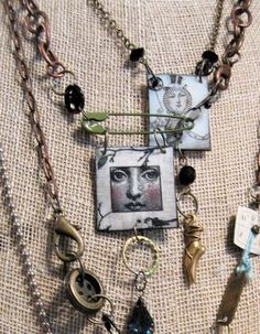 Gilding the Lily Classes: Gypsy Junk Jewelry