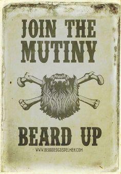 Beard up!!