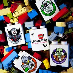 Brick or Treat Gets Sweeter this Halloween. New limited edition bricks each weekend. Collect them all! #BrickorTreat #LegolandFlorida