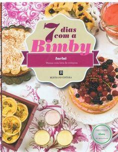 Livro 7 dias com a bimby