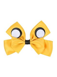 Adventure Time Jake Cosplay Hair Bow,