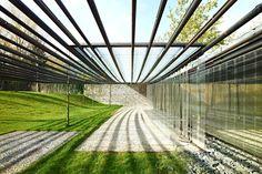 RCR arquitectes, Hisao Suzuki · Les Cols Restaurant Marquee