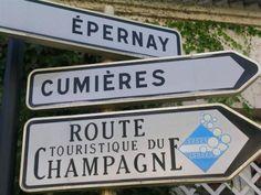 Scenic Route des champagnes Route Du Champagne, Tourist Office, Tours, Tour Guide, Wine Tasting, Bubbles, France, Vacation, Travel