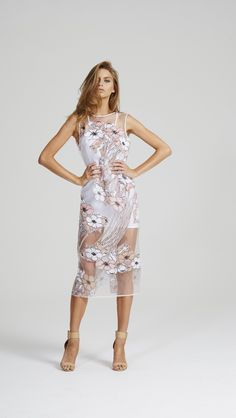 Just the Way You Are Dress - alice McCALL