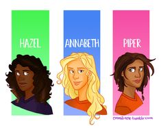 Heroines of Olympus by emmilinne.deviantart.com on @deviantART