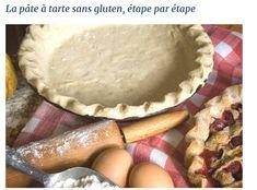 Non seulement une pâte à tarte sans gluten et sans produits laitiers, elle est aussi bio et meilleure au goût. Camembert Cheese, Dairy, Pie, Gluten Free, Desserts, Food, Gluten Free Pie Crust, Recipe, Kitchens