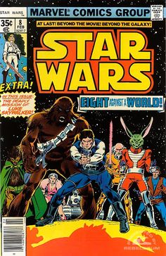 Han Solo (and Jaxxon!) - Star Wars by Marvel Comics from the 1970's.