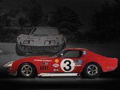 1968 Chevrolet Corvette L88 Race Car