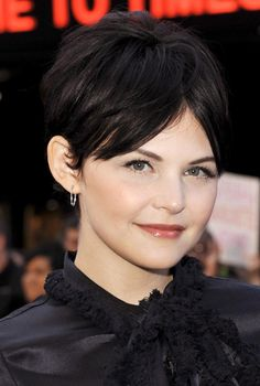 99 Inspirational Ginnifer Goodwin Hairstyles, Beauty Muse Of the Moment Ginnifer Goodwin, Ginnifer Goodwin Hair, Ginnifer Goodwin Hair, Ginnifer Goodwin Cheeky Pixie Haircut Trendy Haircuts, Haircuts For Long Hair, Pixie Hairstyles, Cute Hairstyles, Hairstyles 2018, Pixie Haircuts, Medium Hair Cuts, Short Hair Cuts, Short Hair Styles