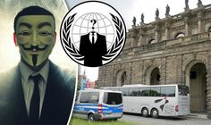 Anonymous-Bilderberg. Set up in 1954, the Bilderberg Group holds a global top-secret meeting for world political and business leaders, and the Anonymous warning called on it to ensure it works for the benefit of humanity not personal agendas in 2017. (Pure coincidence that this comes up today after my pins of yesterday evening. Thank God that there are more able people than they to get them squirming in their seats of power! jp.)