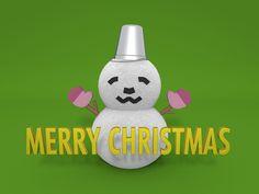 Snowman / Snowman / Merry Christmas/ Clip Art / image / icon