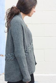 8dda6944cf58a0 Laurel Cardigan. Sweater Knitting PatternsKnit ...