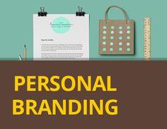 Imagem é tudo, e sua marca pessoal é a primeira referência que terão de seu trabalho. Veja excelentes Personal Branding de Designers que deram muito certo!
