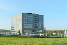 The Orion Building, Wageningen UR - The newest educational building. Many classes are given here and it holds one of the largest lecture rooms!!