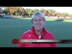 ▶ Field Hockey: Head Coach Donna Hornibrook Interview - 10/10/2013
