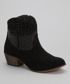 Take a look at this Black Eve Boot by Mixx Shuz on #zulily today!