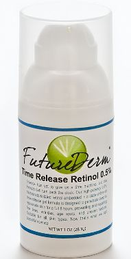FutureDerm Time Release Retinol 0.5 Product $39.95 until Sept. 19, 2012.