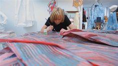 Paper Heart - De kunst van Isabelle de Borchgrave http://avro.nl/closeup/player/AT_2011687/