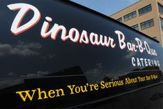 Rochester Catering Rochester, NY: Dinosaur Bar-B-Que catering and events venue in Rochester, NY