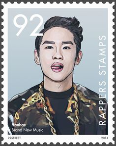 [Rappers Stamps] BRAND NEW MUSIC 4/5Hanhae Version