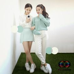 Official Korean Fashion Blog: Korean Daily Fashion