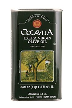 Colavita Extra Virgin Olive Oil, 34 Oz -- Learn more by clicking on the image  at this Dinner Ingredients board