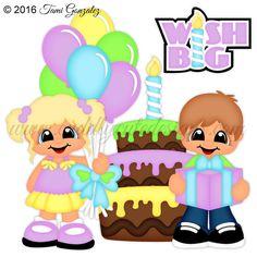Birthday Cuties