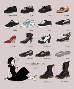 Most popular tags for this image include: anime, girl and shoes