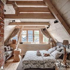 Wystrój wnętrz - Sypialnia - styl Rustykalny. Projekty i aranżacje najlepszych designerów. Prawdziwe inspiracje dla każdego, dla kogo liczy się dobry gust i nieprzeciętne rozwiązania w nowoczesnym projektowaniu i dekorowaniu wnętrz. Obejrzyj zdjęcia!