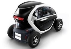 Twizy 45 unique cars - Small Electric City Cars are entered in the light vehicle category and has an electric propulsion, equipped with an 5HP...