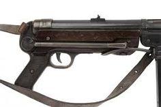 """Αποτέλεσμα εικόνας για german gun """"MP40"""""""