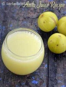 Amla Juice Recipe, Vitamin C Rich