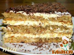 """Рецепт: Торт """"Жозефина"""""""