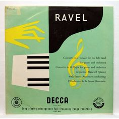 Jacqueline Blancard Ravel : Piano concerto in G major LP